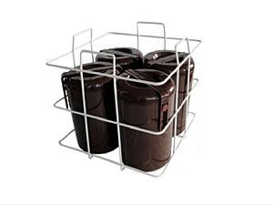 Transportní koš na 4 jídlonosiče