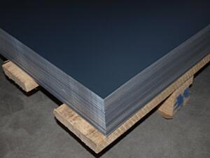 Lakované hliníkové plechy